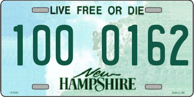 NH license plate 1000162
